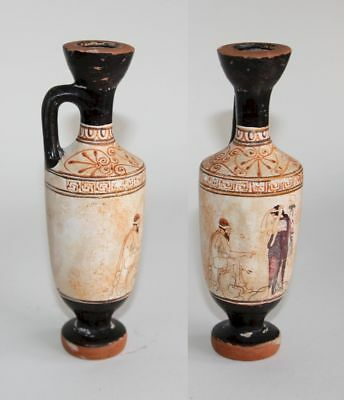 GREECE | Antique Lekythos (Old German collection)