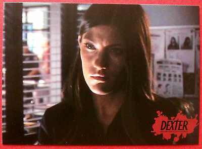 DEXTER - Seasons 5 & 6 - Individual Trading Card #52 - The Student