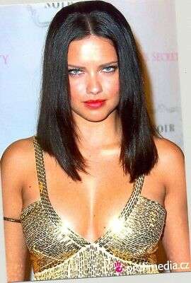 Adrianna Lima - Nice Headshot With Nice Cleavage !!!!