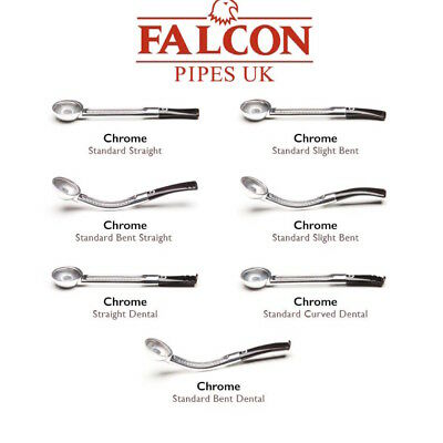 NEW Falcon Classic Replacement Stem - Straight Curved Bent Standard Dental Multi