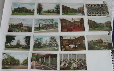 Canadian Club Whisky -Great lot of FIFTEEN (15) cards, Walkerville, Canada