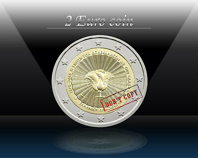 GREECE 2 EURO 2018 (Dodecanese with Greece) Commemorative 2 Euro Coin * UNC /NEW