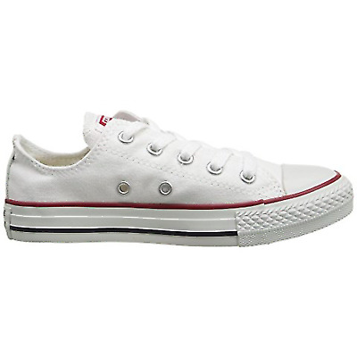 Converse Chuck Taylor All Star Ox Kids Shoes, Optical White