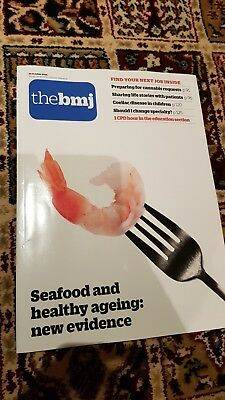British Medical Journal BMJ 20 October 2018 (No. 8172) 363:85-126