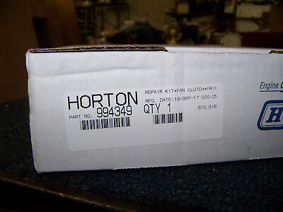 Horton DM Advantage Spring-Engaged Fan Drive Fan Clutch Repair Kit 994349 New