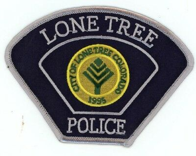 Lone Tree Colorado Co Police Colorful See Below For Great Deal