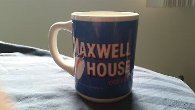 Vintage Maxwell House Coffee Cup