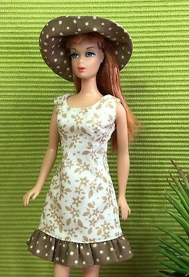 OOAK Fashion for Barbie and Silkstone Mod Vintage Clare's Couture 14