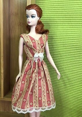 OOAK Fashion for Barbie and Silkstone Mod Vintage Clare's Couture 15