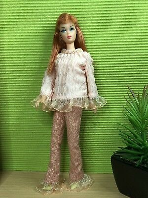 OOAK Fashion for Barbie, Silkstone Mod Vintage Clare's Couture 16
