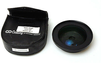 Century Precision  Optics WA-7X93 .7x Wide Angle Lens for Canon XL-1 Excellent +