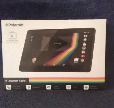 "Polaroid PTAB935 - 8 Gb Tablet - 9""- Wireless Lan Arm Cortex A9 1.50 Ghz 1 Gb"