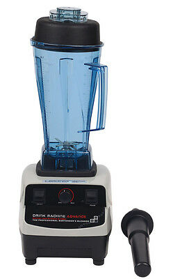 New Commercial Bar Blender, Ice Crusher, Cocktail Maker, High Power