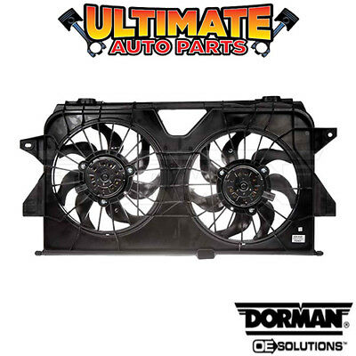 6.1L or 6.4L for 08-18 Dodge Challenger Dual Fan Radiator Cooling Fan