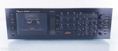 Nakamichi Dragon Vintage Cassette Deck; Tape Recorder