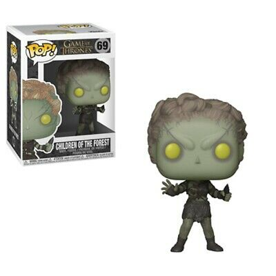 Funko Pop - Game of Thrones - Children of the Forest - Figure Toy - w Protector