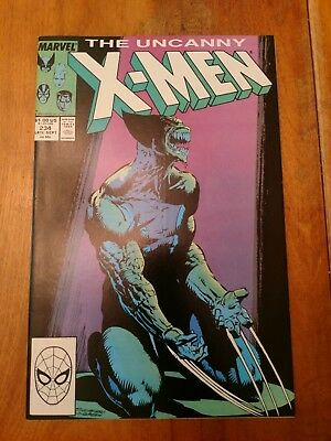 The Uncanny X-Men #234 NM 99 cents NO RESERVE!