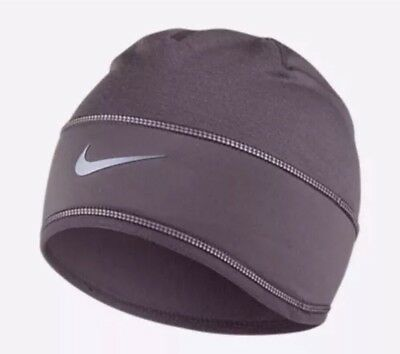 Women's Nike Dri-FIT Running Beanie With Reflective Accents One Size Fits Most