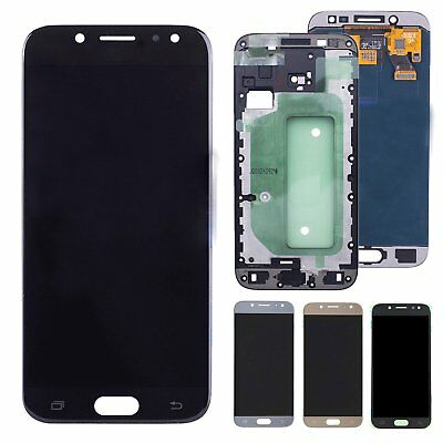 For Samsung Galaxy J5 Pro (2017) J530 J530F LCD Display Touch Screen with Frame