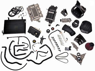 Ford Mustang Gt 5.0L 2015-2017 Roush Phase 2 Supercharger con Intercooler Kit