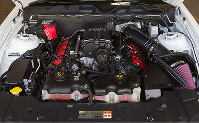 Ford Mustang Gt 5.0L 2011-2014 Roush Phase 2 Supercharger con Intercooler Kit