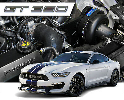 Procharger Shelby GT350 5.2L P 1SC 1 Completo Supercharger Stage II con
