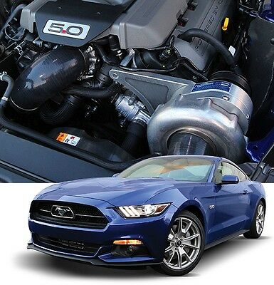 15-17 Mustang Gt Procharger P 1SC 1 Supercharger Stage II Sintonizzatore Kit