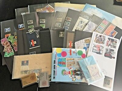 Great Britain-Awesome Lot of Royal Mail Various Booklets-Stamps MINT & USED -34