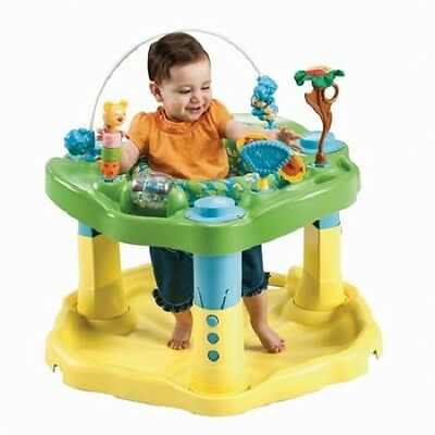 Baby Jumping Bouncer Seat Stand Activity Play Center Child Infant Toy Table Gift