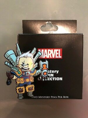 NYCC 2018 Marvel Pin by Skottie Young - Cable