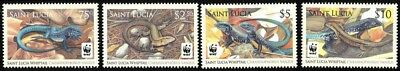 2008, St. Lucia, 1275-78, **
