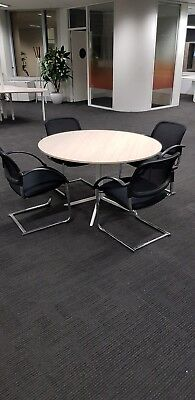 Office meeting table  and chairs