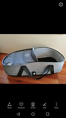 Bugaboo Bee Bassinet, Base and Fabric