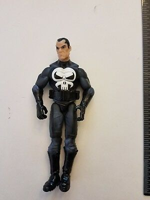 "Marvel Universe PUNISHER  - 3.75"" Figure - Hasbro 2009 - Loose"