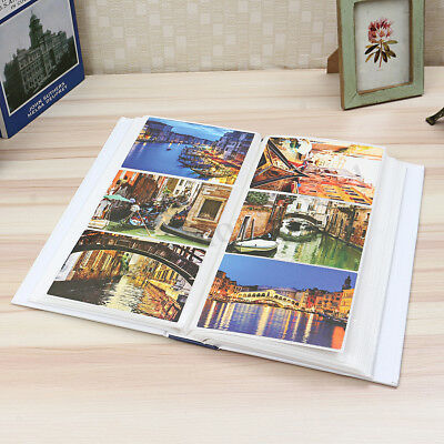 4R 6'' Photo Album Storage Case Family Wedding Baby Picture Film Book 300 Photo