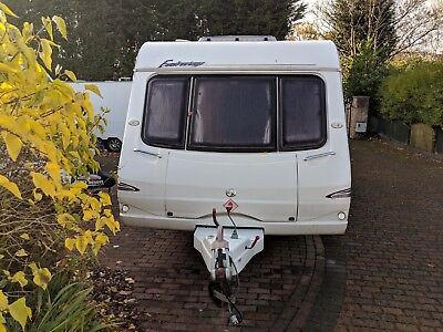 swift fairway 500 /5 berth 2005