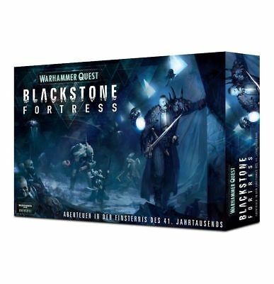 Warhammer Quest Blackstone Fortress (Deutsch) Games Workshop Warhammer 40.000 GW