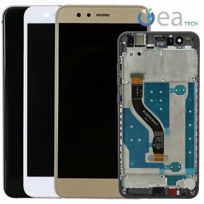 Touch LCD Display Per HUAWEI P10 Lite Con Frame WAS-LX1 WAS-LX1A Vetro Schermo