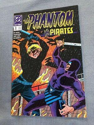 The Phantom #3 DC Comics