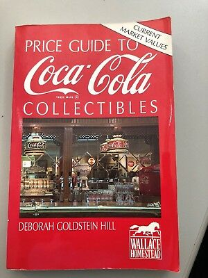 Coca Cola Buch Price Guide to Coca Cola Collectibles