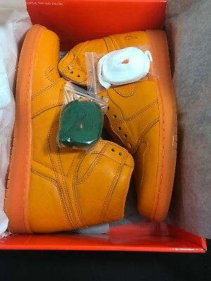 "Air Jordan 1 Retro High OG ""Gatorade"" Orange Peel Size 11 [AJ5997 880] Nike G8RD"