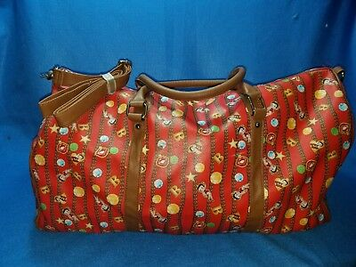 Betty Boop Womens Duffle Bag by Sasha Handbags Inc