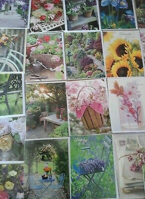 50 summer days, wholesale joblot greeting cards
