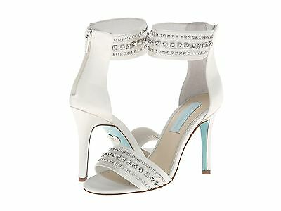 BLUE by BETSEY JOHNSON Shoes Size: 12 Bridal Party NEW Туфли