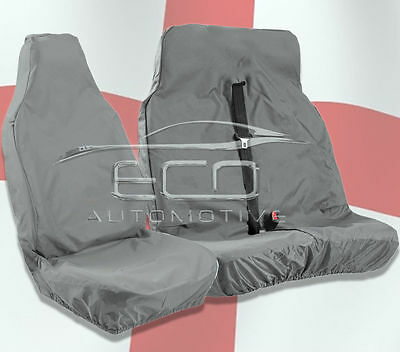 Iveco Turbo Daily High Cube Van Turbo 2-1 Waterproof Van Seat Covers