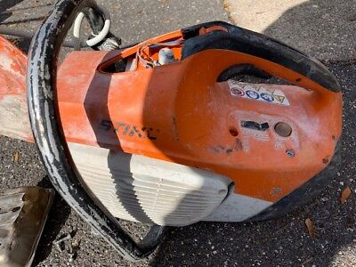 Stihl Ts-420 Good For Parts