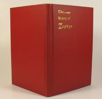 1917 Zephyr Christmas Cat Story FIRST EDITION Jeanie Oliver Smith signed book
