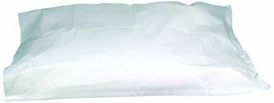 Avalon Papers 701 Pillowcase, Tissue/Poly, 21'' x 30'', White Pack of 100
