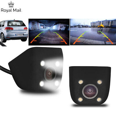 Waterproof Car Rear View Reversing Backup Full Color Camera Mini XTRONS 170° HD