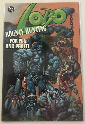 Lobo Bounty Hunting for Fun and Profit (TPB, 1995, DC Comics)